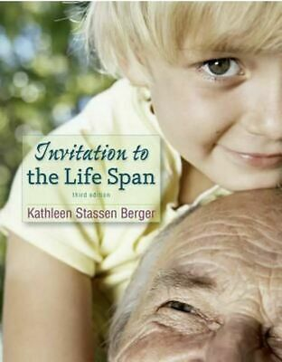 Invitation to the Life Span 3rd Edition by Kathleen Stassen Berger Pdf Eb00k