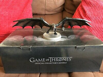 Eaglemoss Official Collectors Models - Game Of Thrones Drogon Dragon Figurine.
