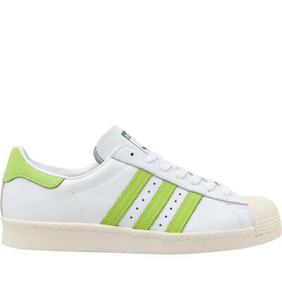 adidas - SUPERSTAR 80S Men's Trainers White UK11.5 (BY9048)