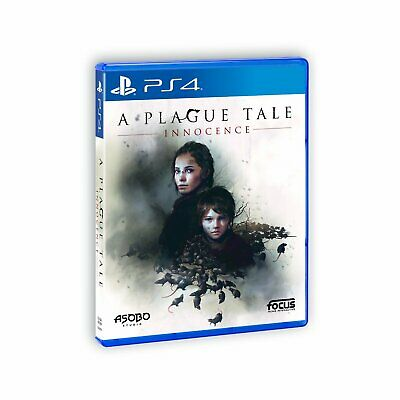 A Plague Tale: Innocence (PS4) *** AVAILABLE NOW *** BRAND NEW & SEALED