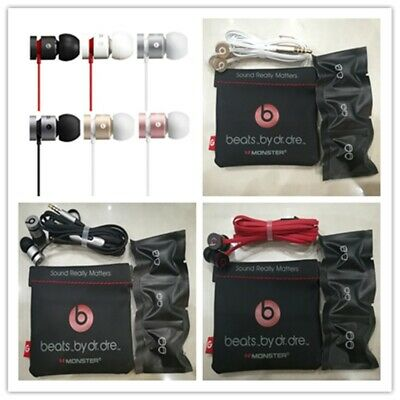 100% Genuine  iBeats UrBeats 2.0 Beats by Dr.Dre  In-Ear Earphones UK Seller