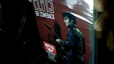 'Elvis 1968 Comeback Special Edition 2006 Rca Dvd With Sticker New Sealed