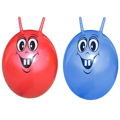Inflatable Skippy Ball Space Hopper  Bouncing Jumping Ball Kids Fun Garden Game