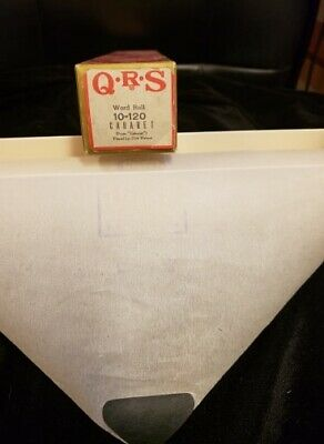 Cabaret - QRS 10-120 Player Piano Word Roll