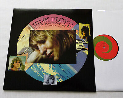 PINK FLOYD Wish you were here (Extraction Version) RARE LP ER 102 (2013) NEW!!