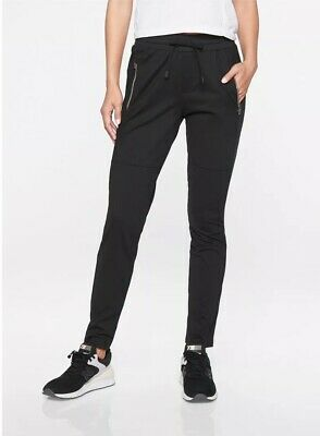 39db144d31890 NEW ! ATHLETA Restore Jogger MT M TALL Soft! Black Pants LIGHTWEIGHT ...