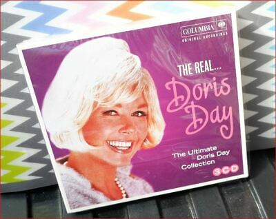 """3xCD Doris Day/Best of New Fast Freepost""""Ultimate/Real"""" 69 songs/Calamity Jane"""