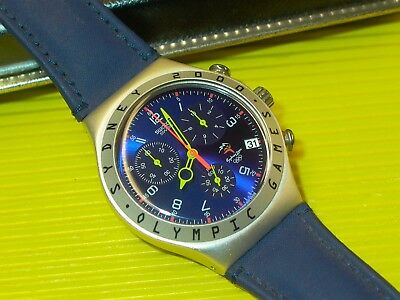 Swatch Irony Chrono RUSHCUTTERS - YCS4005 in NEU & OVP