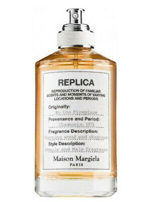 Replica by the Fireplace 5ml/12ml Decant Travel Spray