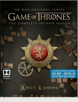 Game Of Thrones: The Complete Second Season (Blu-ray Used Very Good)