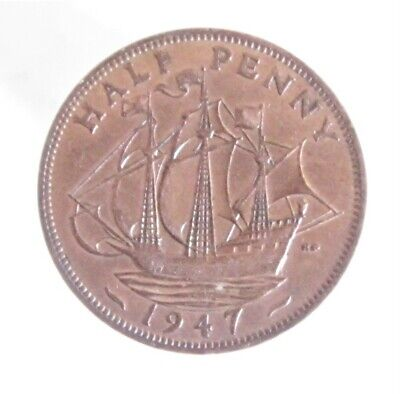1937 - 1952 George Vi  Halfpenny Choose Your Date  For Your Coin