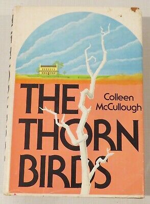 The Thorn Birds, Book Club Edition, hardcover, by Colleen McCullough, 1977