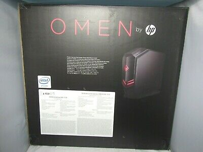 NEW HP 4NM82AA#ABA OMEN Obelisk 875-0010 Gaming Desktop