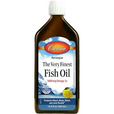Carlson Labs - Finest Fish Oil Omega 3 500 ml