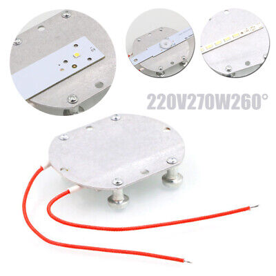 220V 270W PTC BGA Heating Element Thermostat Heater Plate Components Preheating