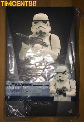 Ready! Hot Toys MMS514 Star Wars Stormtrooper 1/6 Figure New