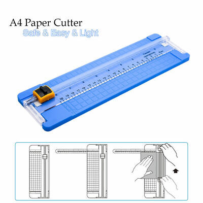 Other Art Supplies Crafts Responsible A4 Precision Paper Trimmer Punctual Timing