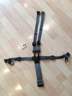 STOKKE XPLORY V1 V2 Grey Spare replacement HARNESS ONLY