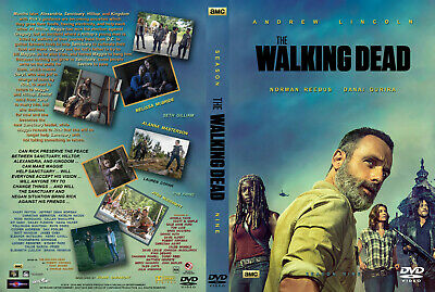 The Walking Dead Stagione 9 In Italiano Cofanetto Serie Tv Completa