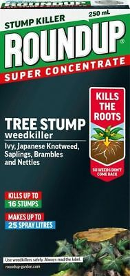 Roundup Tree Stump and Root Killer Super Concentrate 250ml roundup tree stump