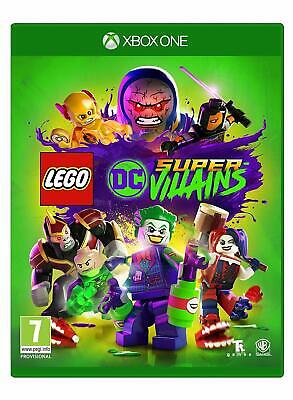 Lego DC Super Villains Xbox One NEW DISPATCHING TODAY ALL ORDERS PLACED BY 2 P.M