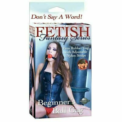 Fetish Fantasy Series Beginners Ball Gag