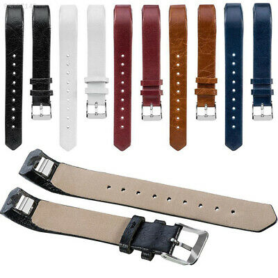 6A53 Replacement Leather Wrist Strap Band For Fitbit Alta Alta HR Wristband
