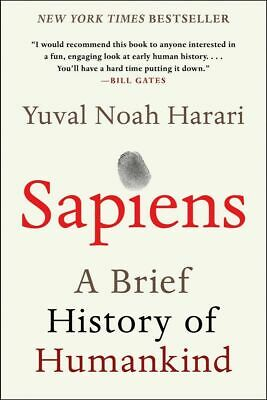 A Brief History of Humankind: Sapiens by Yuval Noah Harari (2018, eBooks)