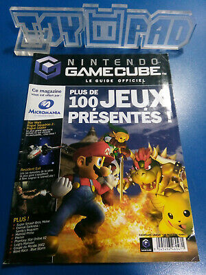Magazine Micromania - Nintendo GameCube : Le Guide Officiel N°1