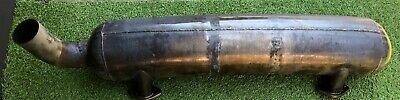 Rare 911 Monty Muffler M21 Single Outlet - 1974-76