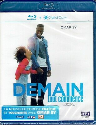 BLU RAY - DEMAIN TOUT COMMENCE - Omar Sy