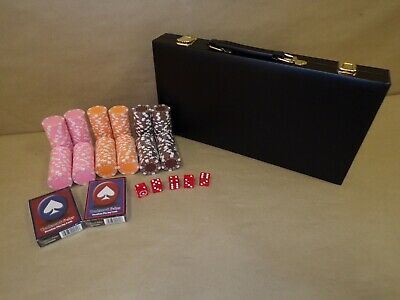 Professional 300-Piece Poker Set in Aluminum Carry Case