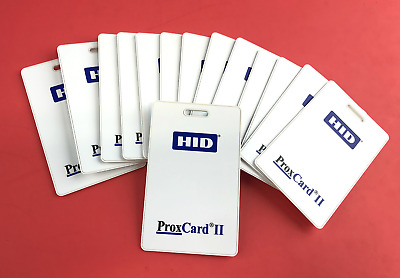 HID 1326 ProxCard II Clamshell Card (25 Pack) #2206