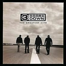 The Greatest Hits by 3 Doors Down   CD   condition very good