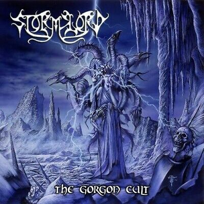 Gorgon Cult (Re-Release) - Stormlord (2019, CD NUOVO)