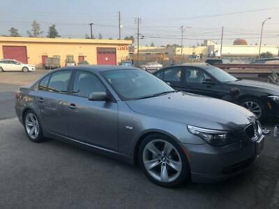 2008 BMW 5-Series 528i 2008 BMW 528i - low mileage, great condition, fully loaded features
