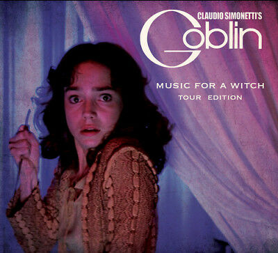 Music For A Witch - O.S.T. - Claudio Simonetti (2019, CD NUOVO)