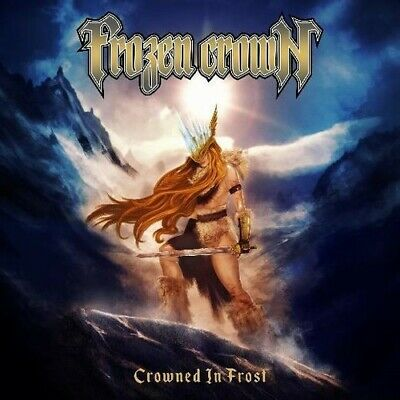 Crowned In Frost - Frozen Crown (2019, CD NUOVO)