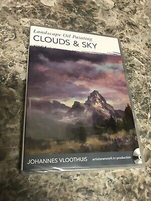Clouds And Sky By Johannes Vloothuis Art Instructional Video