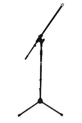 MJ Audio DD007 Tripod Microphone Stand W/ Extending Boom - Height Adjustable