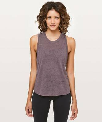 Lululemon Women's Timeless Classic Tank ANTK Antique Bark Size 4