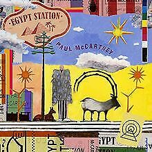 Egypt Station (Standard Version) by Mccartney,Paul   CD   condition new