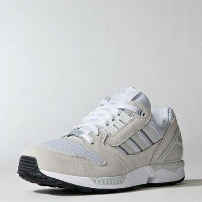 Shoes Adidas ZX 8000 Boost (Black, Grey, White) . price 147