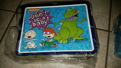 c911ecad0a Rugrats Lunch Box Jigsaw Puzzle 500 Pieces Nickelodeon Nick Don't Be A Baby!