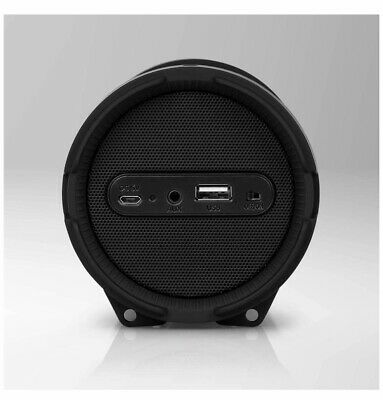 LOUD BLUETOOTH SPEAKER Portable Wireless Boombox Aux Rechargeable Stereo System