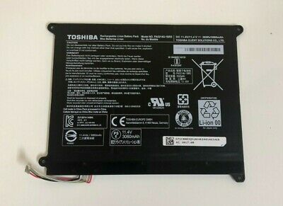 Genuine Toshiba Z20T BATTERY PACK - 3CELL - P000697550