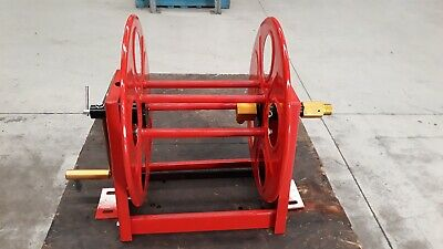"Farmate Hose Reel Heavy Duty To Suit Fire Hose 3/4"" hose"