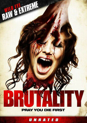 Brutality (DVD Used Very Good)