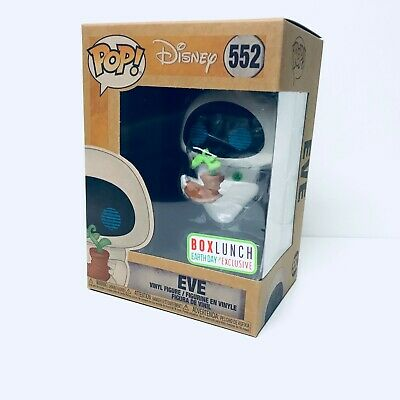 Disney Pixar Wall-E: Eve #552 (BoxLunch, Earth Day) Funko Pop! Vinyl *In Stock*