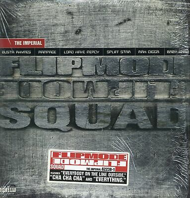 Flipmode Squad - The Imperial '98 2xLP US ORG!! Busta Rhymes Rampage
